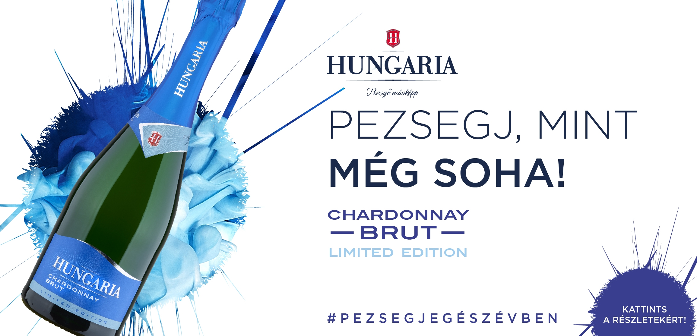 Hungaria Chardonnay Brut Limited Edition